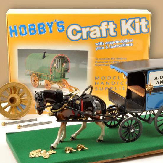 Hobby Horse Craft Kits