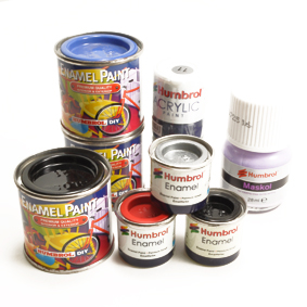 Humbrol Paints & Accessories
