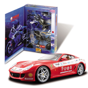 Maisto Die Cast Metal Model Kits