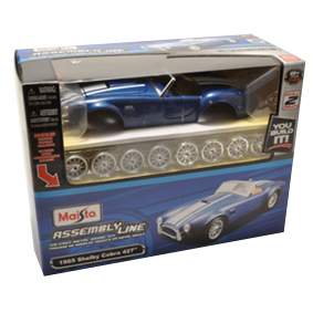 1:24 Scale Sports Cars