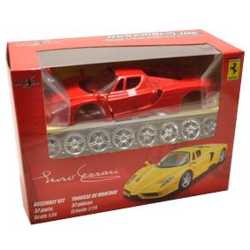 1:24 Scale Ferraris