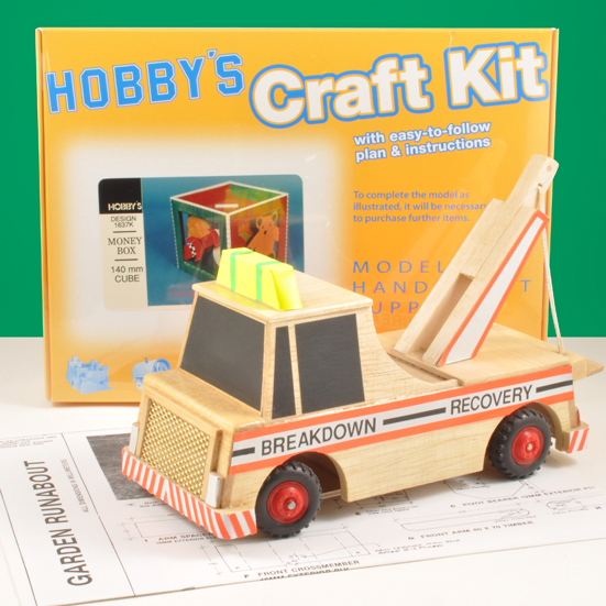 Plans & Fittings Kits