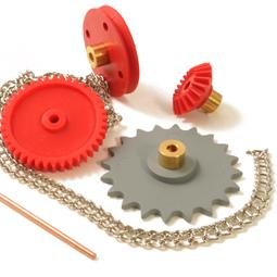 Plastic Gearwheels