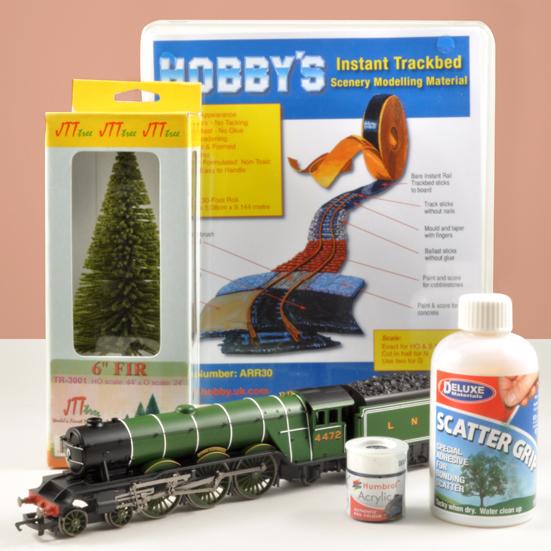Railway & Scenery