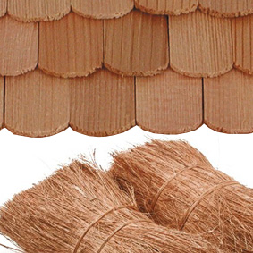Roof Shingles & Thatching