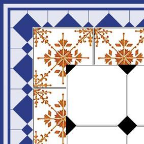 Laminated Tile Sheet