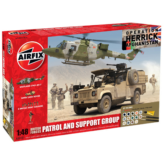 Airfix British Forces