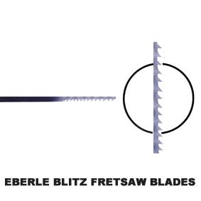 Eberle Blitz Fretsaw Blades