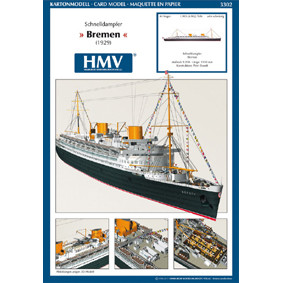 Paper Model Boats