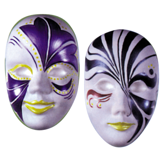 Mask & Relief Moulds