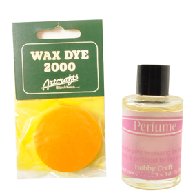 Wax Dyes & Perfumes