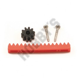 Shop Plastic Rack Amp Pinion Set Hobby Uk Com Hobbys
