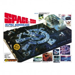 Shop Space 1999 Moon Base Alpha Hobby Uk Com Hobbys