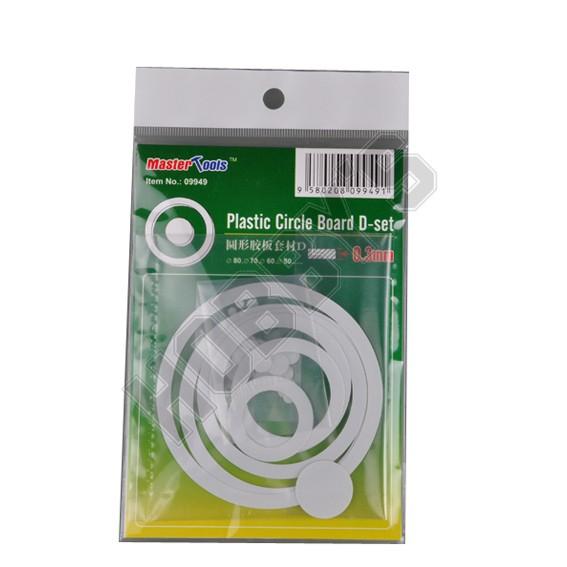 Plastic Circle Board Set-D