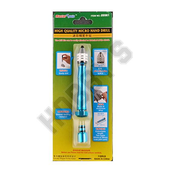 Micro Archimedes Hand Drill