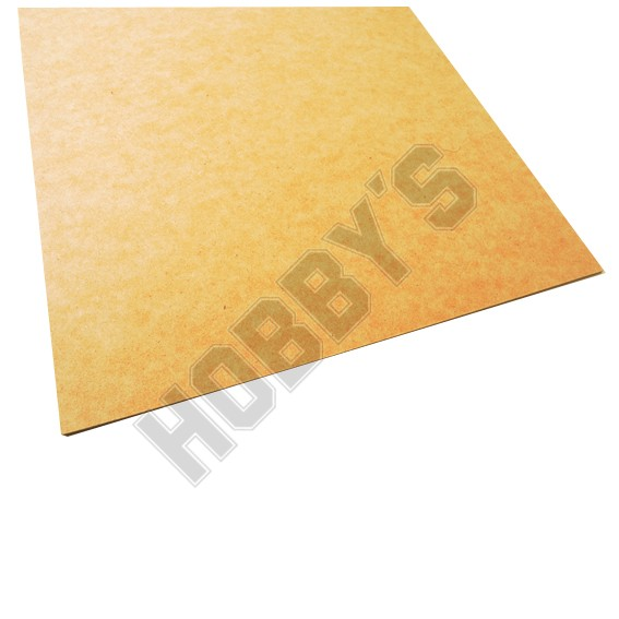 Medium Density Fibre Board - 2.0mm