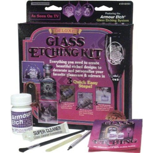 Glass Etching Kit