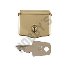 Jewel Box Lock