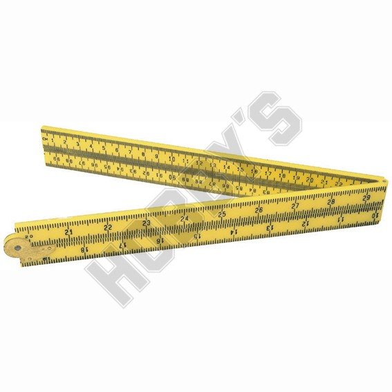 Folding Ruler 1 Metre