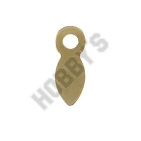 Brass Turn Buttons