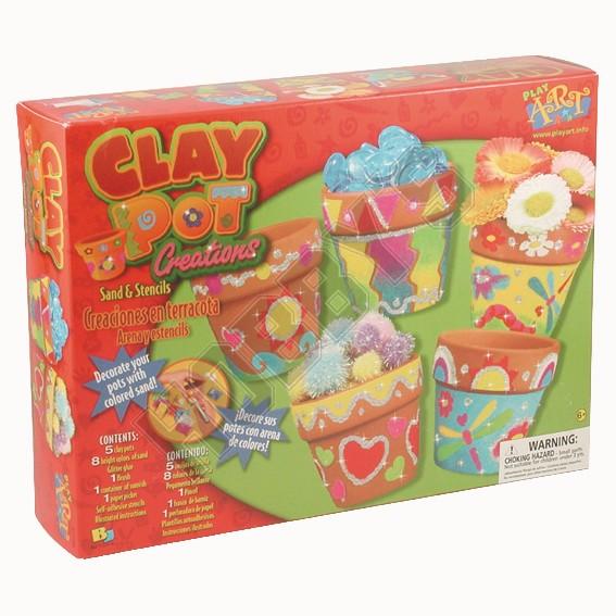Clay Pot Creations