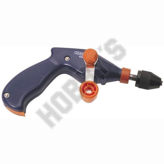 Pistol Grip Hand Drill
