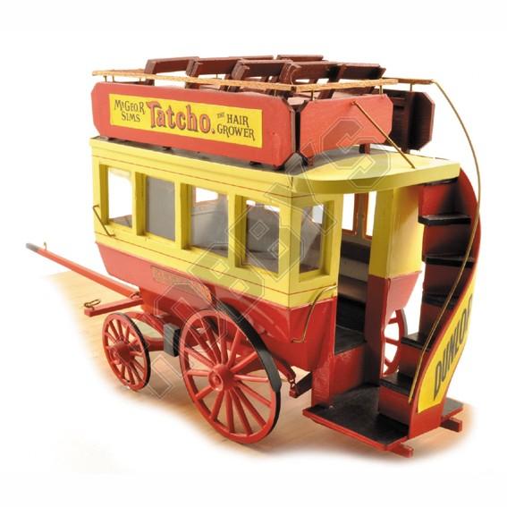 Horse Bus Plan