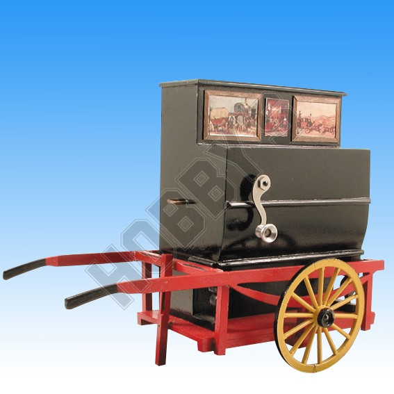 Musical Barrel Organ Kit