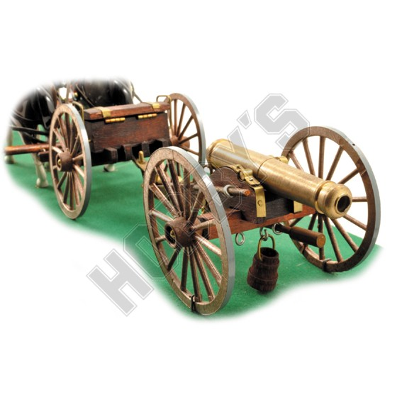 Cannon And Limber Kit
