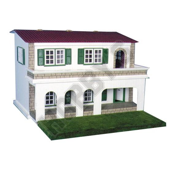 Plan - Spanish Villa