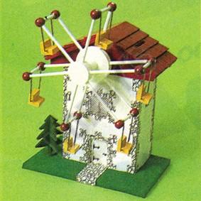 Musical Big Wheel Money Box Kit