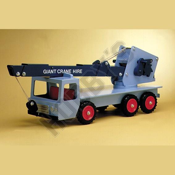 Mobile Crane Plan