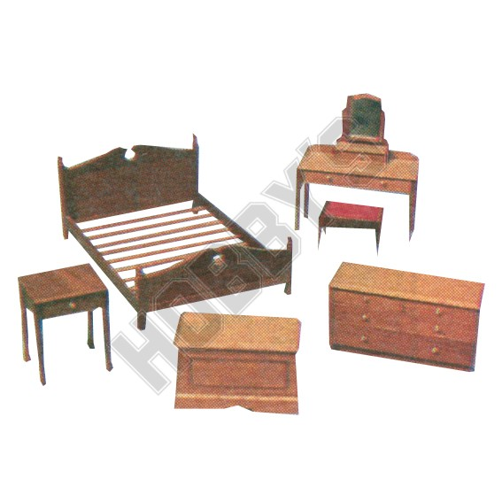 Bedroom Furniture Plan