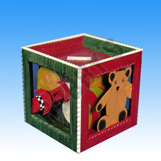 Cube Money Box Kit
