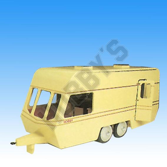 Hobby Caravan Plan