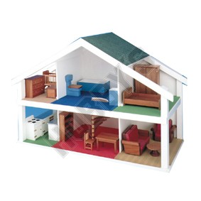 Fabulous Shop Open Plan Dolls House Hobby Uk Com Hobbys Wiring Digital Resources Cettecompassionincorg