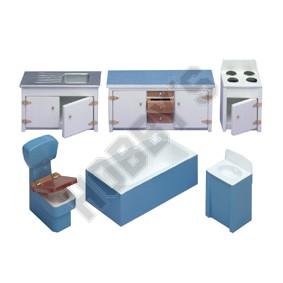 Kitchen & Bathroom Plan