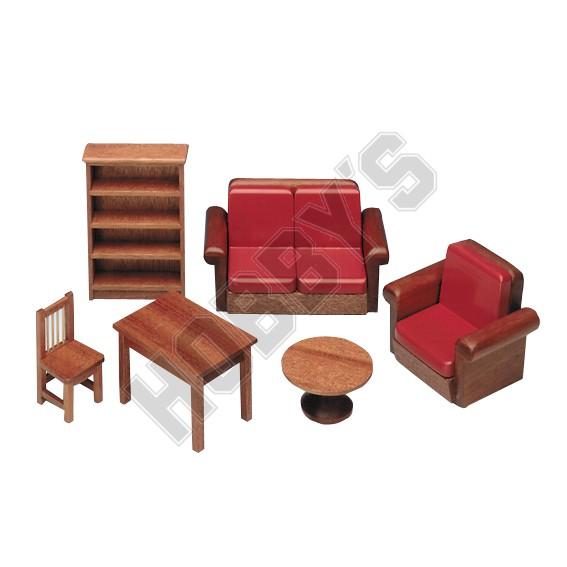 Lounge Furniture Plan