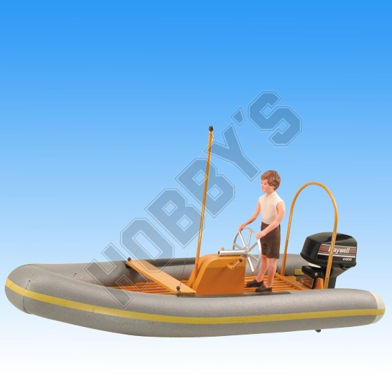 Inflatable Boat Plan