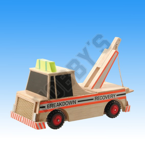 Friction Driven Truck Plan