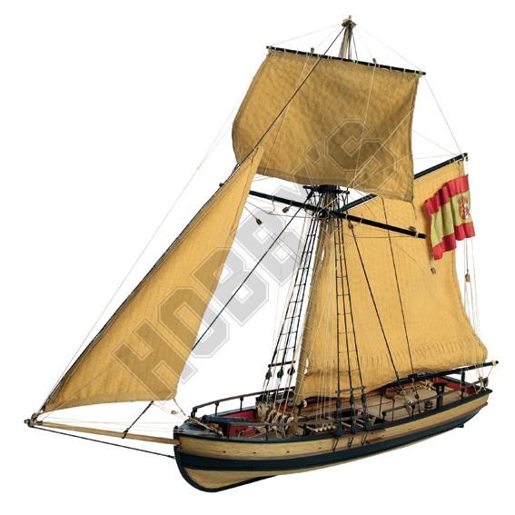 Atrevida Gunboat Kit