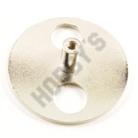 Metal Disc Key 1.3/4Dia