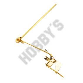 Brass Rod Stopper