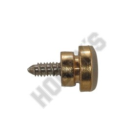 Brass Door Knob 3/8 Dia