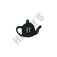 China Teapot - Metal Miniature