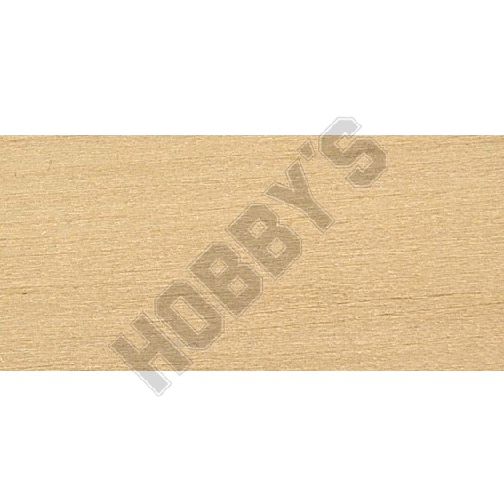 Wood Sheet - Basswood