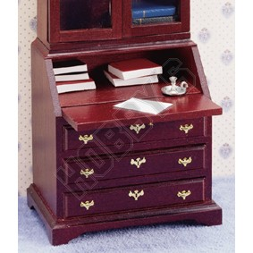 Slant Front Chippendale Desk Kit