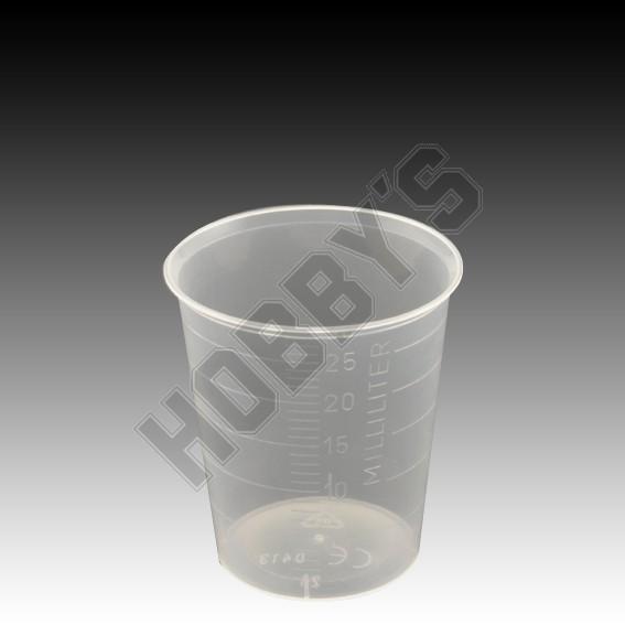 Measuring/Mixing Cups 10X30Ml