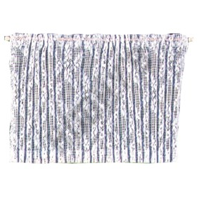 White Wndow Lace Curtain