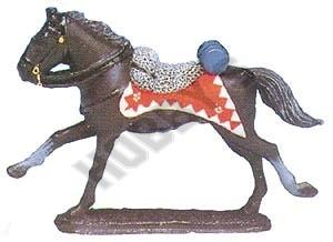 Britain: 10th Hussars Trooper's Horse